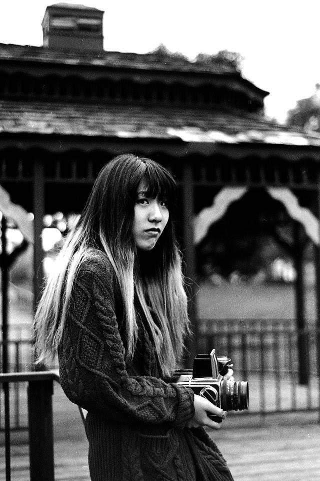 Design student Daphne Chu