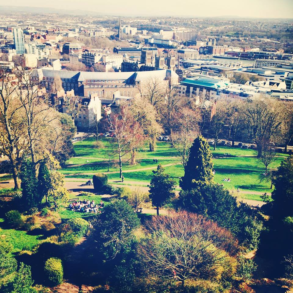 Why would anyone want to study at a Russell Group uni like Bristol?