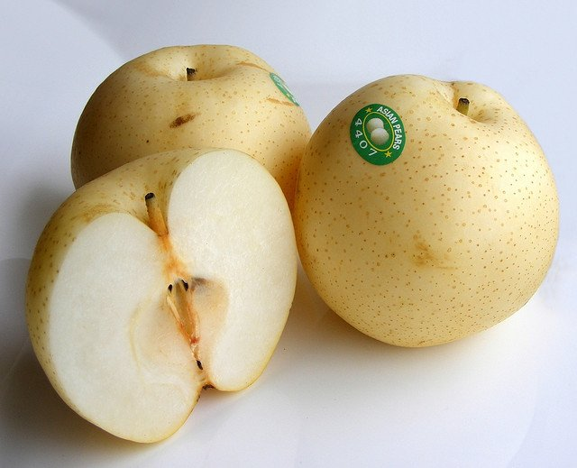 The legendary Asian pear