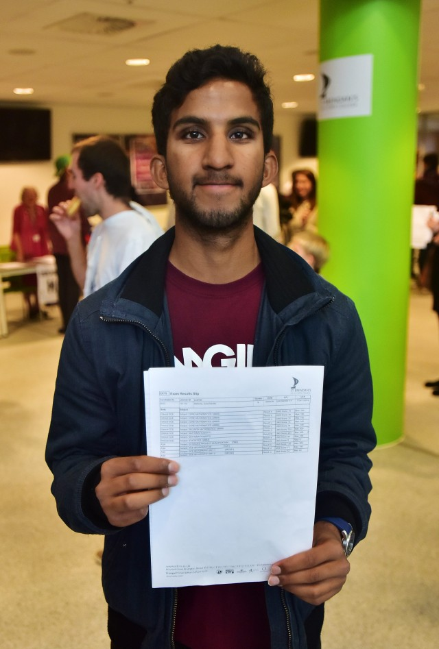 Junal with his winning results