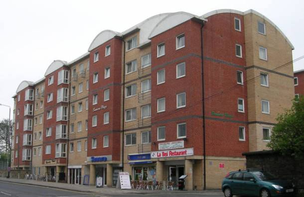 16 of the properties owned by the Muslim Brotherhood were in Samara Plaza in Leeds