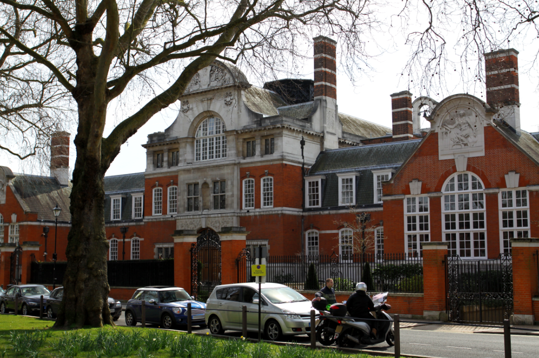 St Paul's Girls' School in London