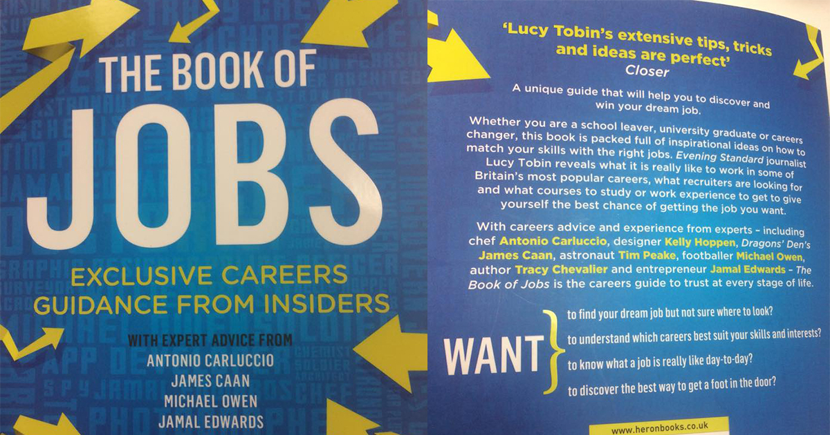 Someone Wrote A Grad Job Bible And It Explains Every Career You Could Have