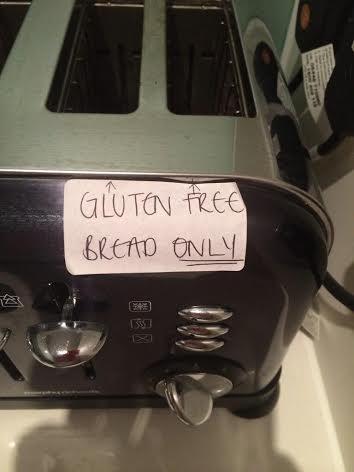 Flo's toaster