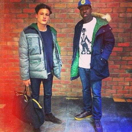 Joe and Jamal