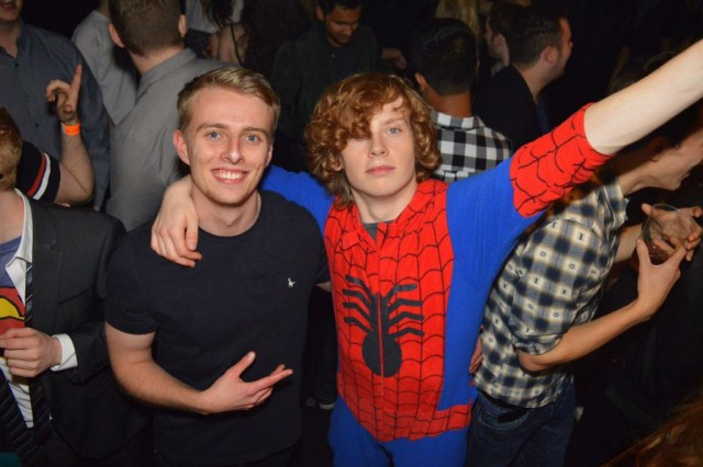 Spiderman Ed Sheeran crossover