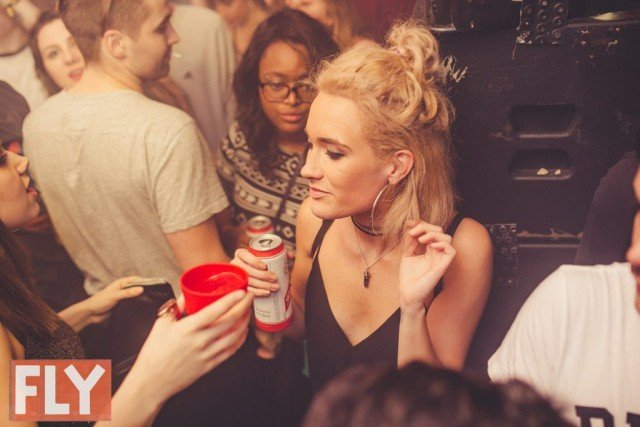 Girl most jealous of another person's Red Stripe