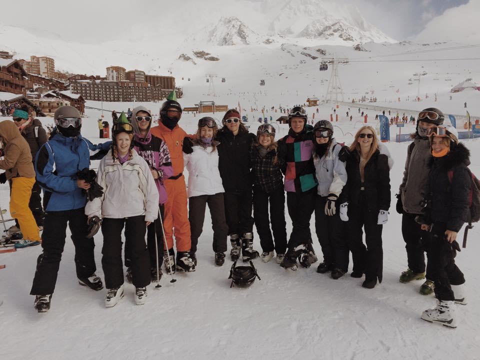 ski tip team