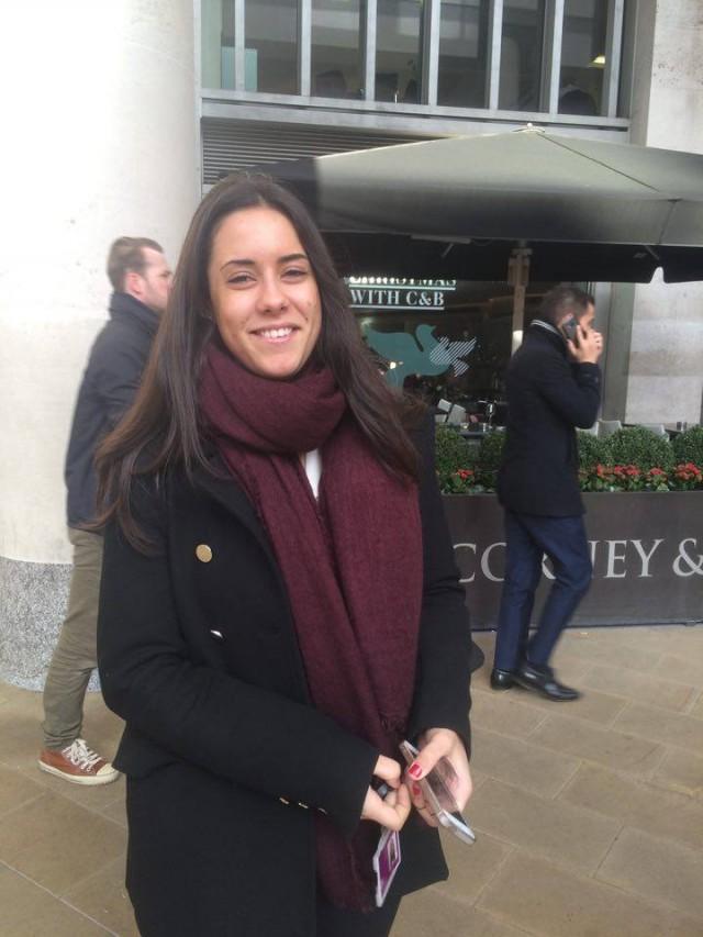Sarah, 24, Investment Banking