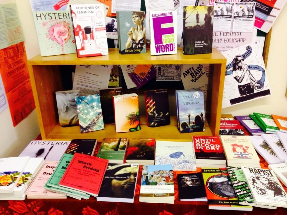 (c) Feminist Library