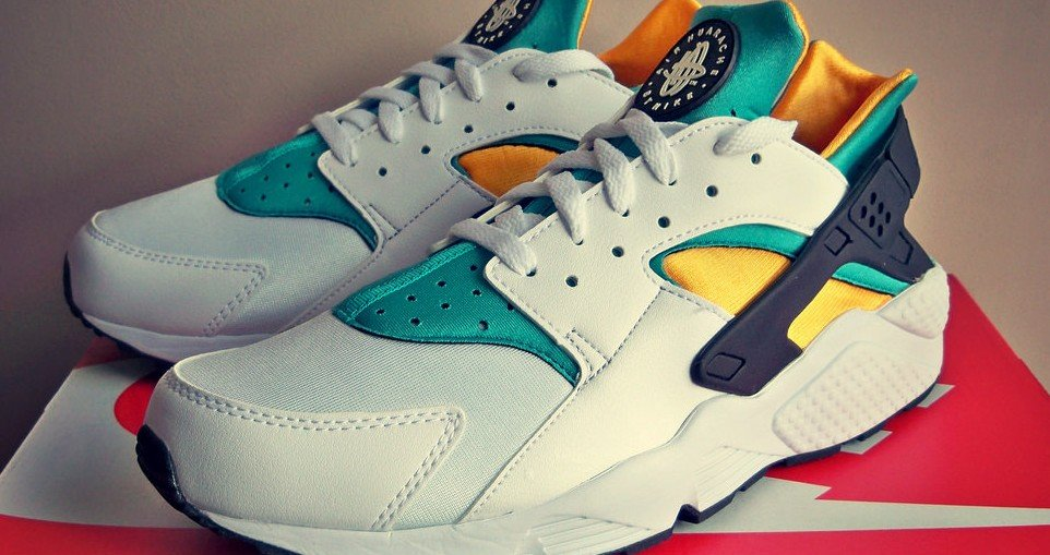 It's official, you voted Huaraches the ugliest trainers ever