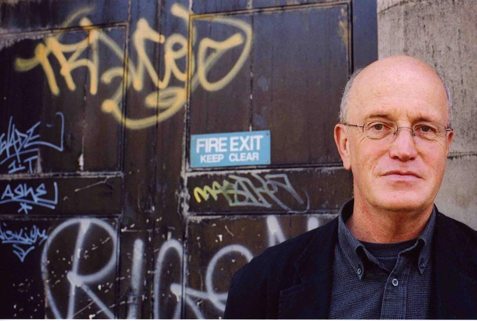 Iain Sinclair - one of the speakers at the event