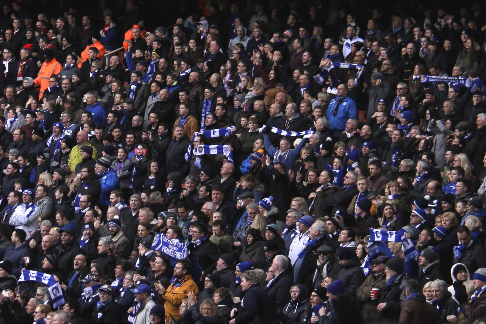 Leicester's fans have had to suffer a few tense 1-0 wins recently
