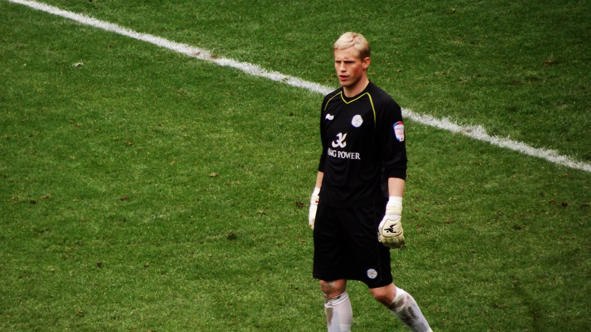 Schmeichel: Up there with the best goalkeepers the club has ever had