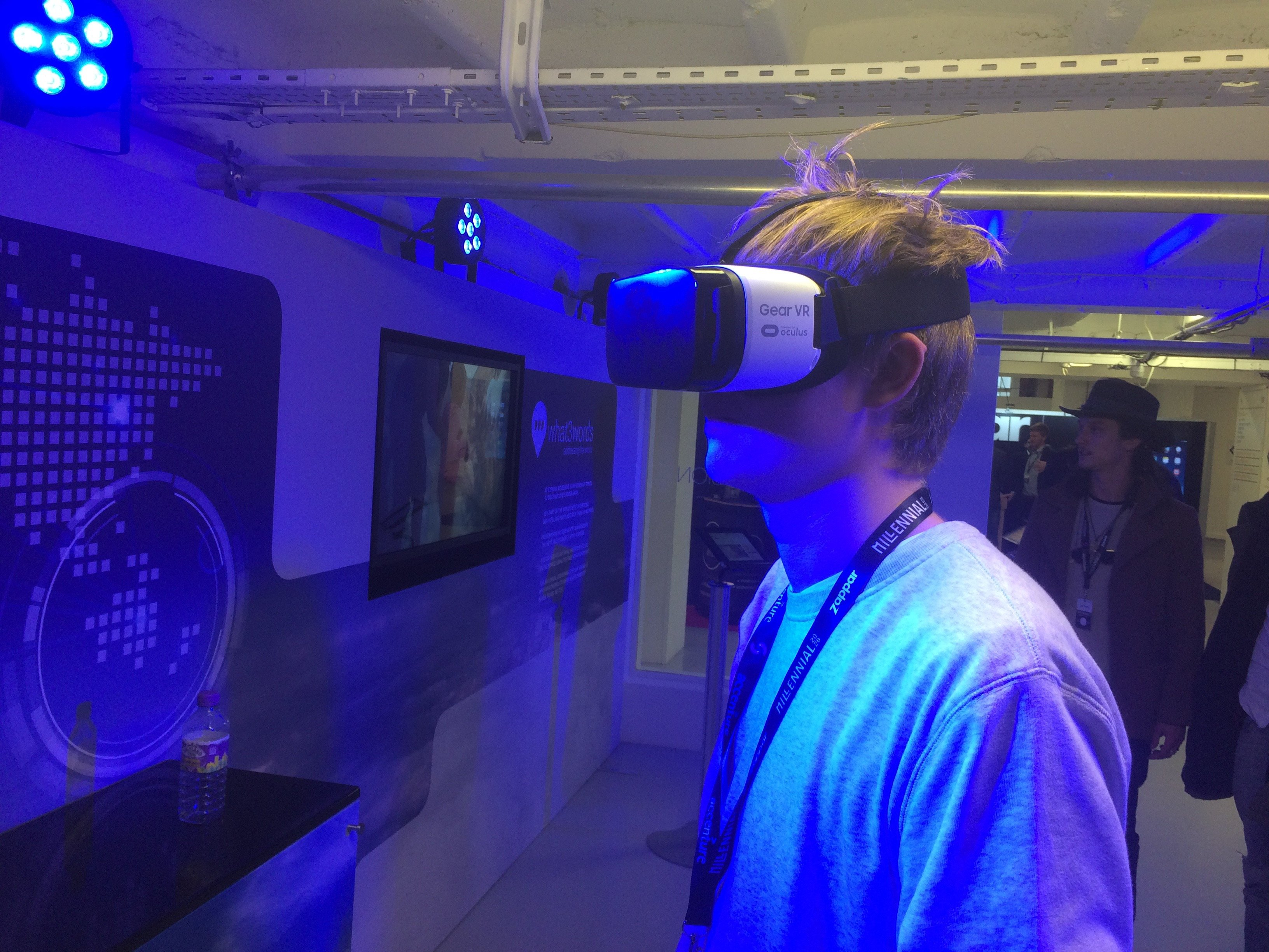 Who needs reality reality when you can have virtual reality