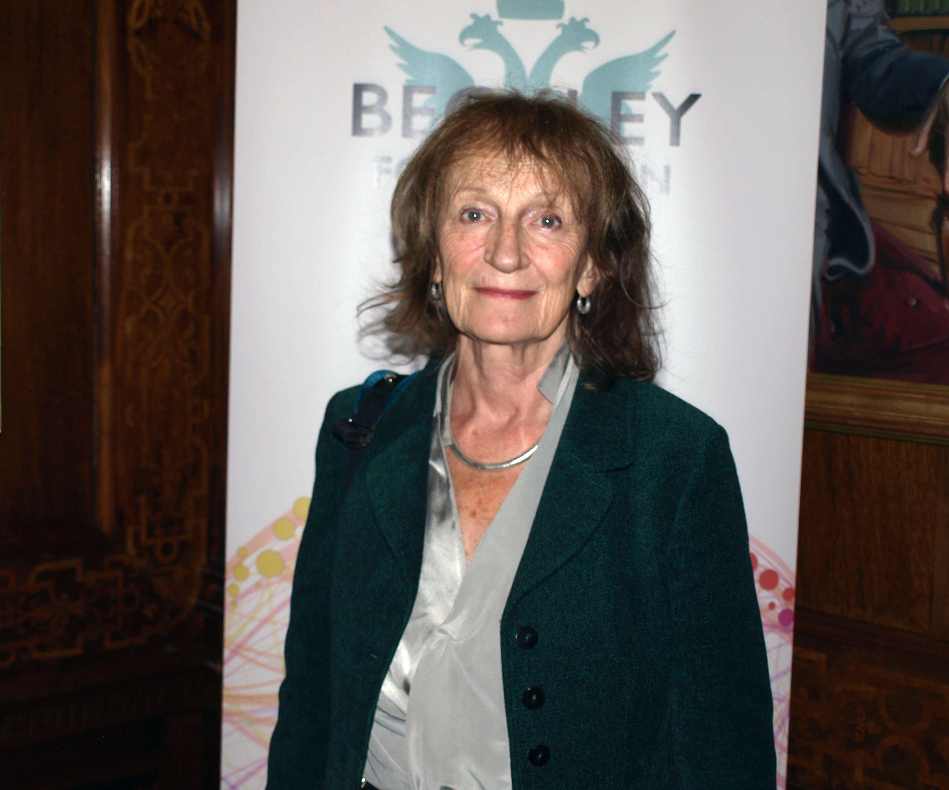 Amanda Feilding, founder of the Beckley Foundation