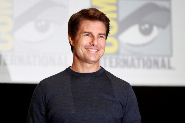 Tom Cruise is a scientologist