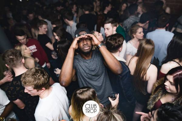 When youre halfway through clubbers of the week and havent laughed yet