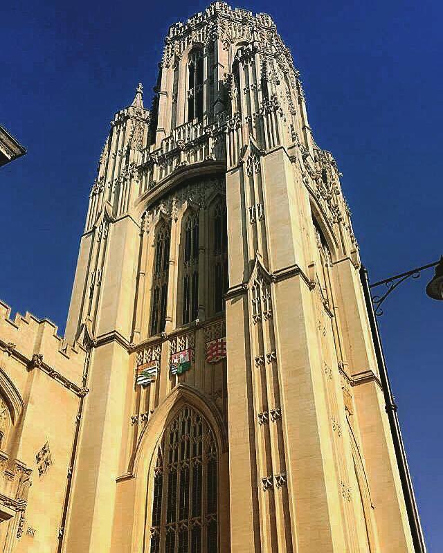 A symbol of Bristol's reputation
