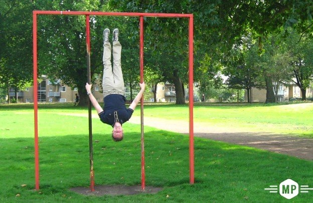 Bodyweight training in Victoria Park