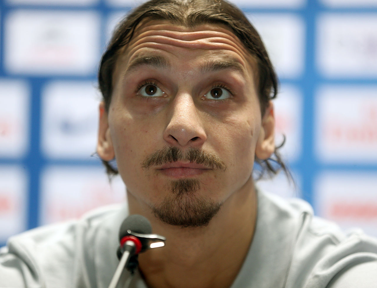 God, it's me, Zlatan