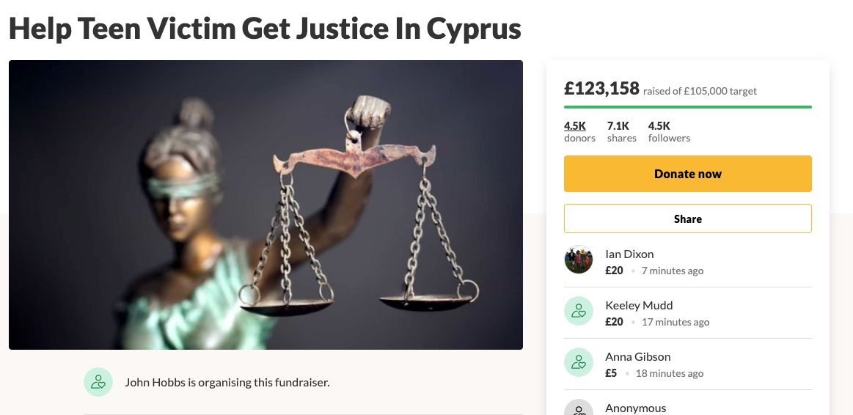 "Bildergebnis für Cyprus rape case: Teenager begs Boris Johnson to bring her home and end 'waking nightmare'"""