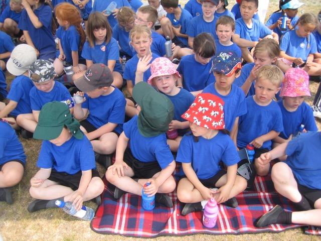 Infant School sports day